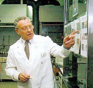 Dr. Sinn am DKFZ